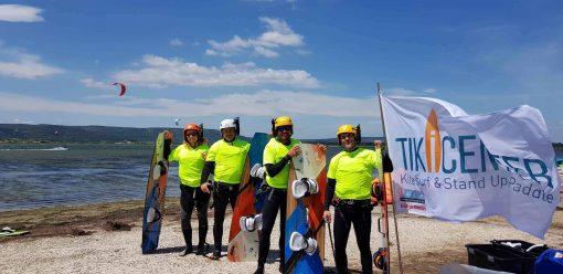 ecole de kitesurf Tiki Center