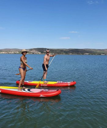 balade paddle en couple