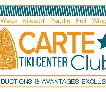Carte Club TIKI CENTER