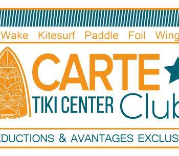 Carte Club TIKI CENTER