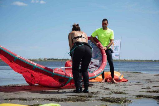 cours particulier en kitesurf