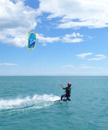 ecole de kitesurf a Montpellier