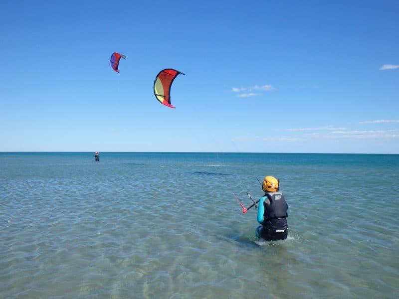 ecole de kite montpellier