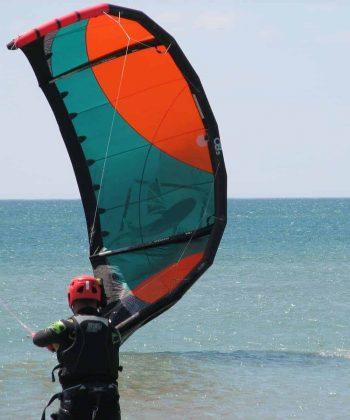cours privé de kitesurf