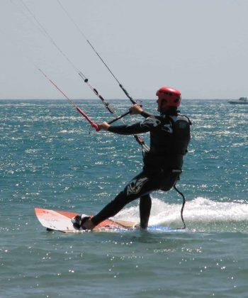 cours de kitesurf en privé