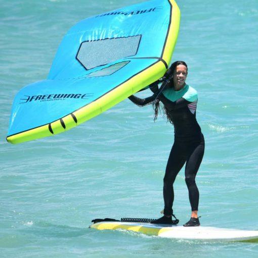 débuter le wingsurf - crédit photo Action Sports Maui