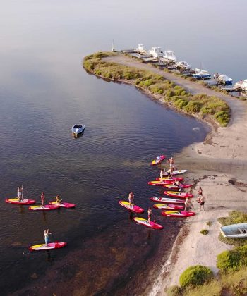 balade paddle port des pauvres