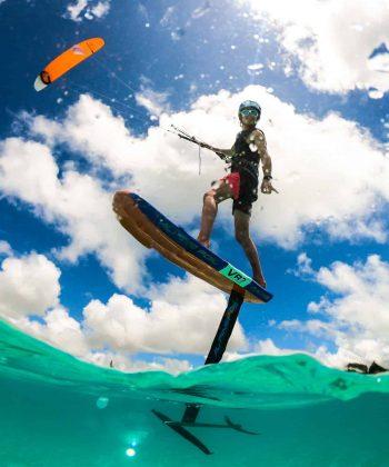 Cours de Kite Foil à Montpellier