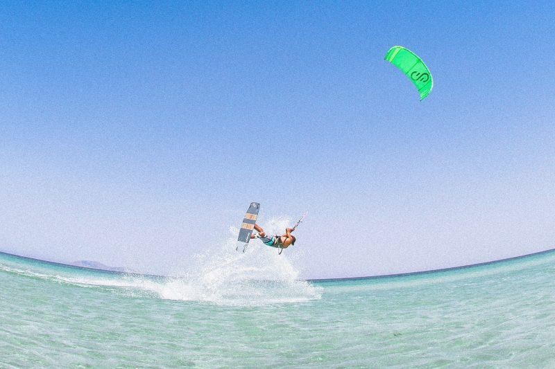 cours privé kitesurf Tiki Center