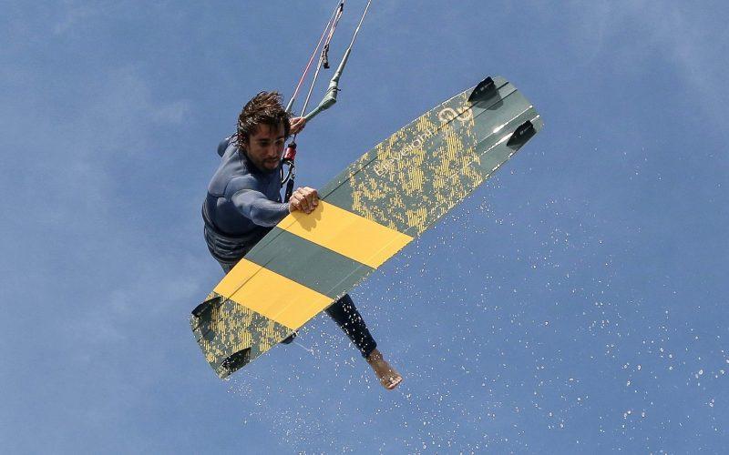 cours perfectionnement kitesurf à montpellier