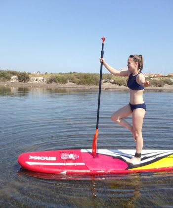 Paddle Fitness à Frontignan