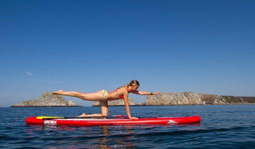 Paddle Yoga à Montpellier