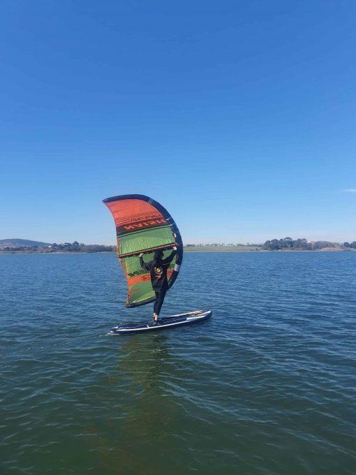 paddle et wing à frontignan