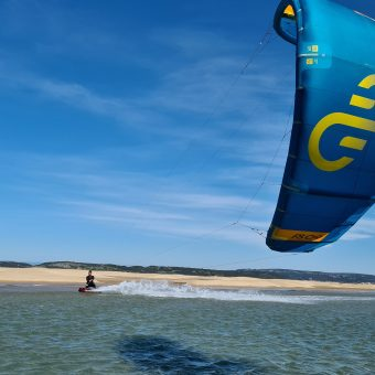 Cours kitesurf a Montpellier